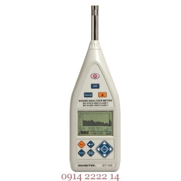 Thiết bị đo âm thanh Tenmars ST-105