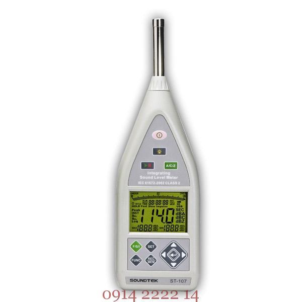 Máy đo âm thanh tiếng ồn Tenmars ST-107