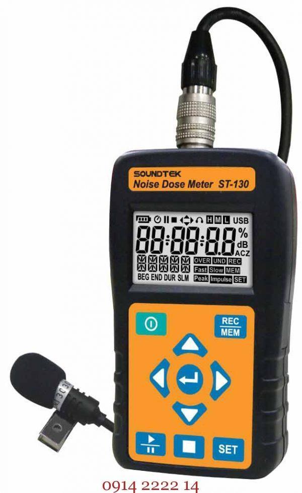 Máy đo âm thanh, tiếng ồn Tenmars ST-130
