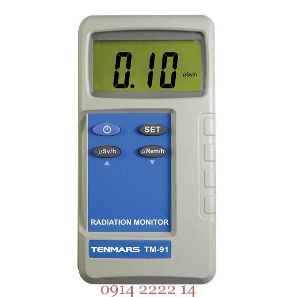 Máy đo bức xạ điện từ Tenmars TM-91