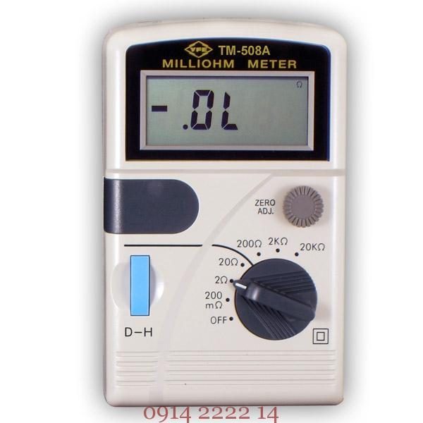 Đo điện trở cách điện TENMARS YF 508