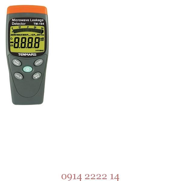 Máy đo rò rỉ lò vi sóng Tenmars TM-194