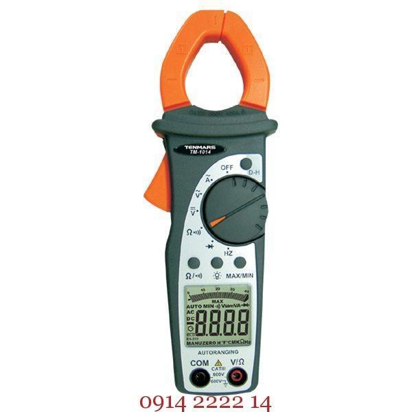 Ampe kế kìm Tenmars TM-1014