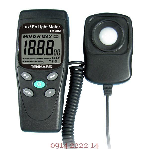 Máy đo ánh sáng Tenmars TM-202