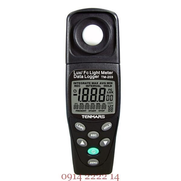 Máy đo ánh sáng Tenmars TM-203