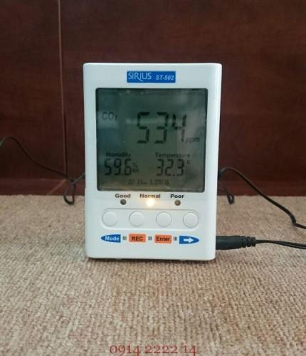 Máy đo khí CO2 Tenmars ST-502 (Datalogger)