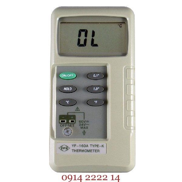 Máy đo nhiệt độ điện tử Tenmars YF-160A