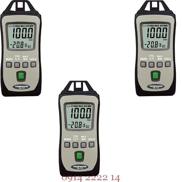 Máy đo nhiệt độ độ ẩm Tenmars TM-730 (TM730)