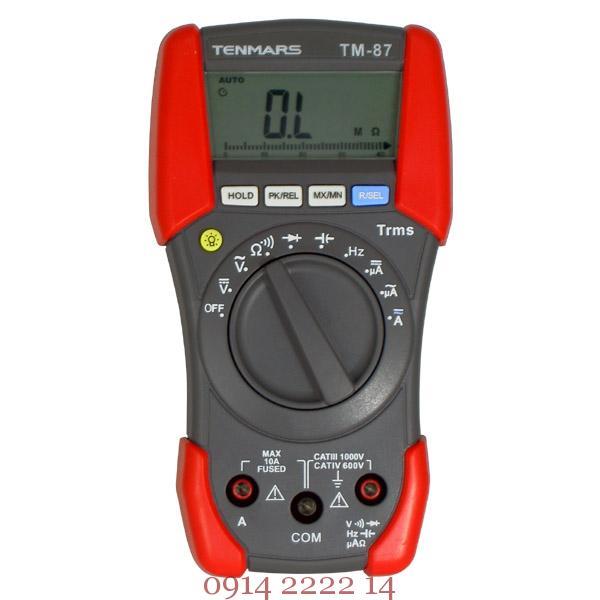 đồng hồ vạn năng giá rẻ Tenmars TM-87