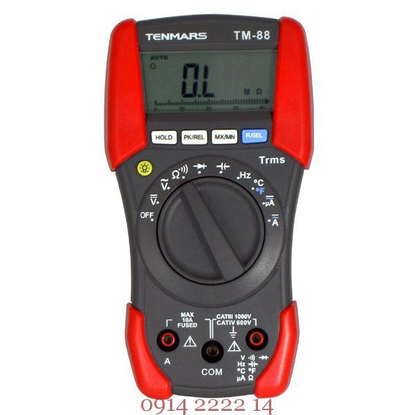 Đồng hồ vạn năng Tenmars TM-88