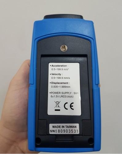 Máy đo độ rung Tenmars ST-140
