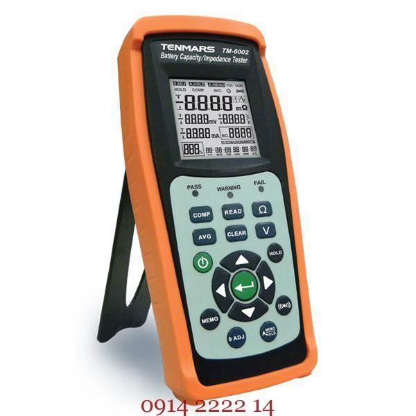 Máy kiểm tra ắc quy pin Tenmars TM-6002