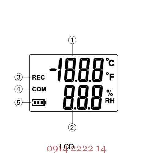 LCD -tenmars tm-305u