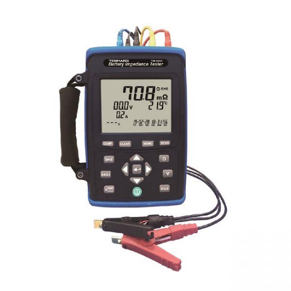 Máy đo nội trở pin Tenmars TM-6001
