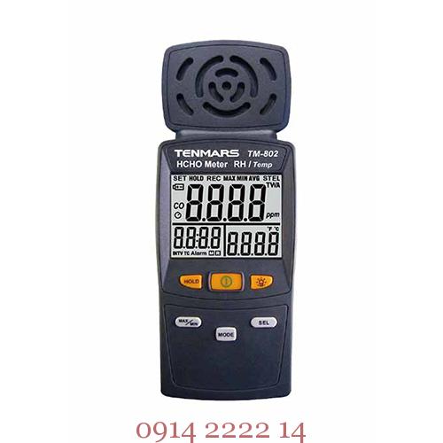 Máy đo khí CH2O