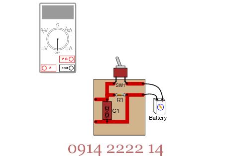 hướng dẫn sử dụng thiết bị đo điện trở