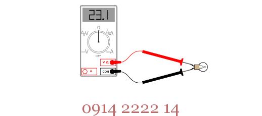 Hướng dẫn sử dụng đồng hồ đo điện trở cơ bản (Basic Ohmmeter Use)