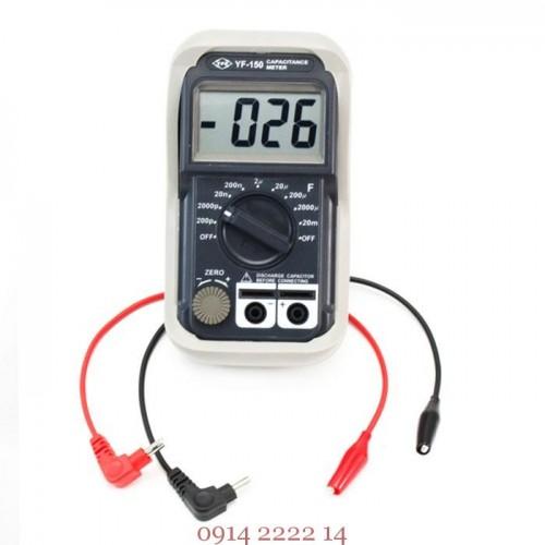 Máy đo điện dung là gì?