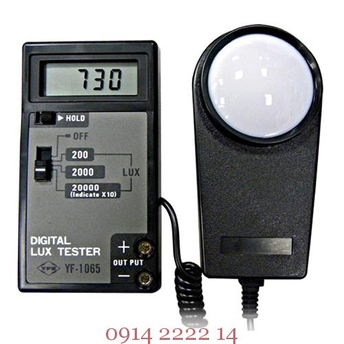 Máy đo cường độ ánh sáng Tenmars YF-1065