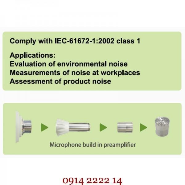 Cách đo và sử dụng Máy đo độ ồn Tenmars ST-109R