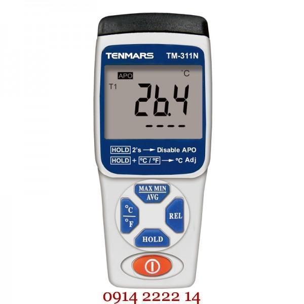 Máy đo nhiệt độ Tenmars TM-311N