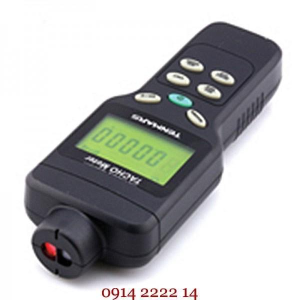Máy đo tốc độ vòng quay Tenmars TM-4100D - mặt trước