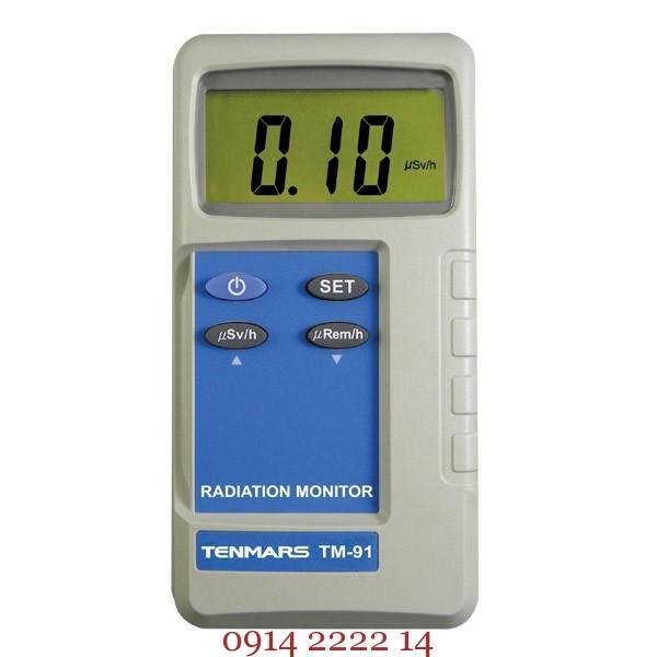 Máy đo bức xạ điện từ Tenmars TM-91N
