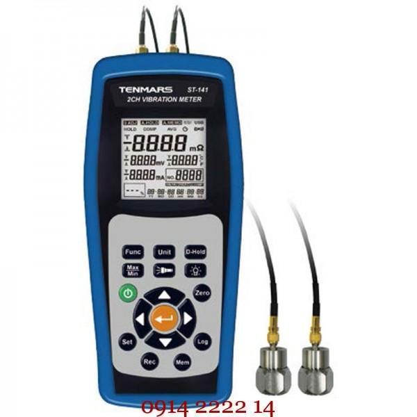 Máy đo rung Tenmars ST-141