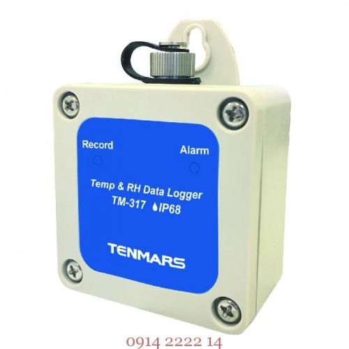 Nhiệt ẩm kế tự ghi Tenmars TM-317