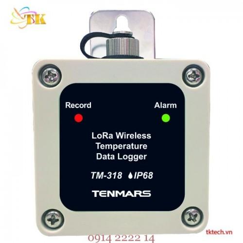 Nhiệt kế tự ghi Tenmars TM-318
