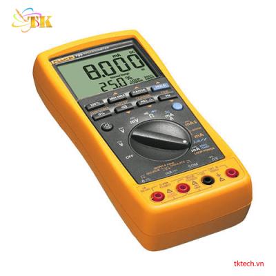 Hướng dẫn sử dụng máy hiệu chuẩn dòng điện điện áp Fluke 789