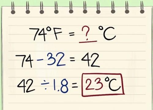 Đổi nhiệt độ từ do c sang do f-1