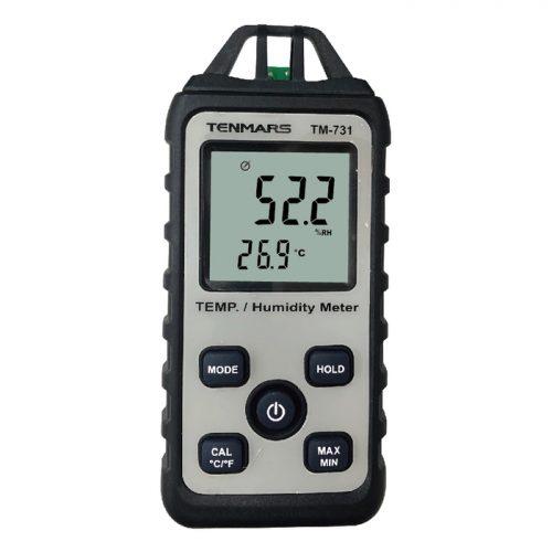 Máy đo nhiệt độ độ ẩm Tenmars TM-731