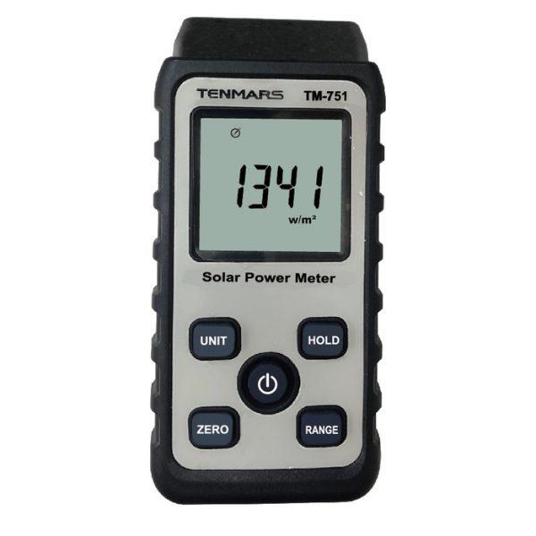 Máy đo năng lượng mặt trời Tenmars TM-751