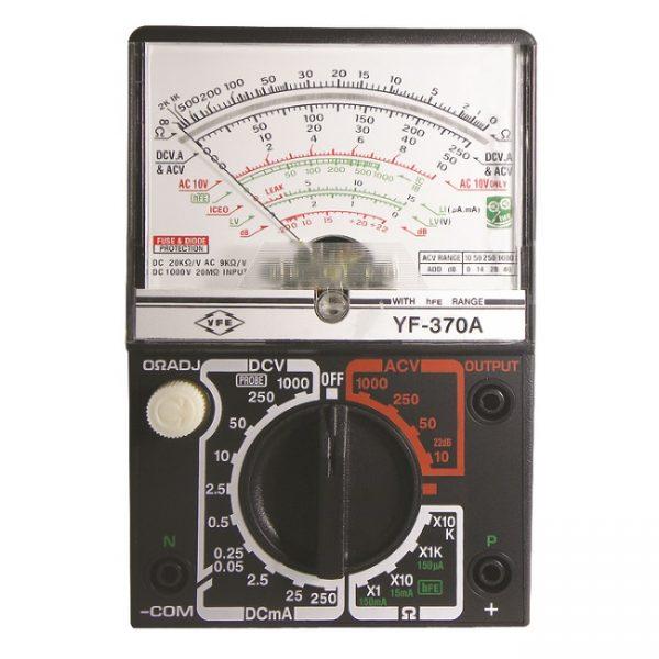 Đồng hồ vạn năng kim Tenmars YF-370A
