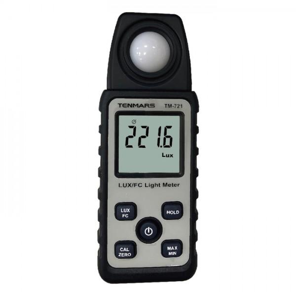 Máy đo ánh sáng Tenmars TM-721 LUX / FC